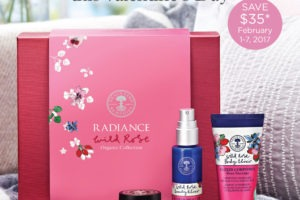 NYR Organic Customer Special: Wild Rose Collection $30 off