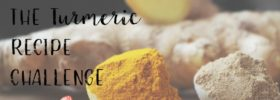 The Turmeric Recipe Challenge