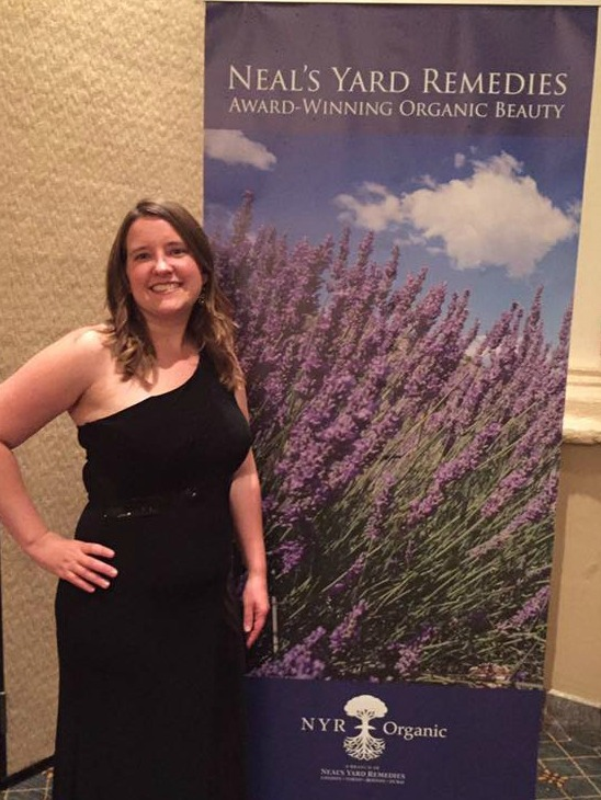 NYR Organic Independent Consultant Alicia Adams