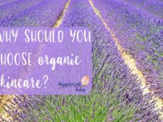 Why should you choose organic skincare