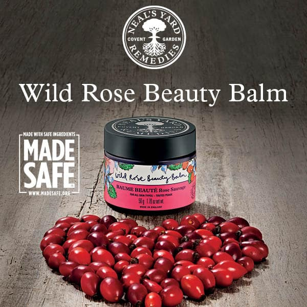 Wild Rose Beauty Balm is Made Safe.