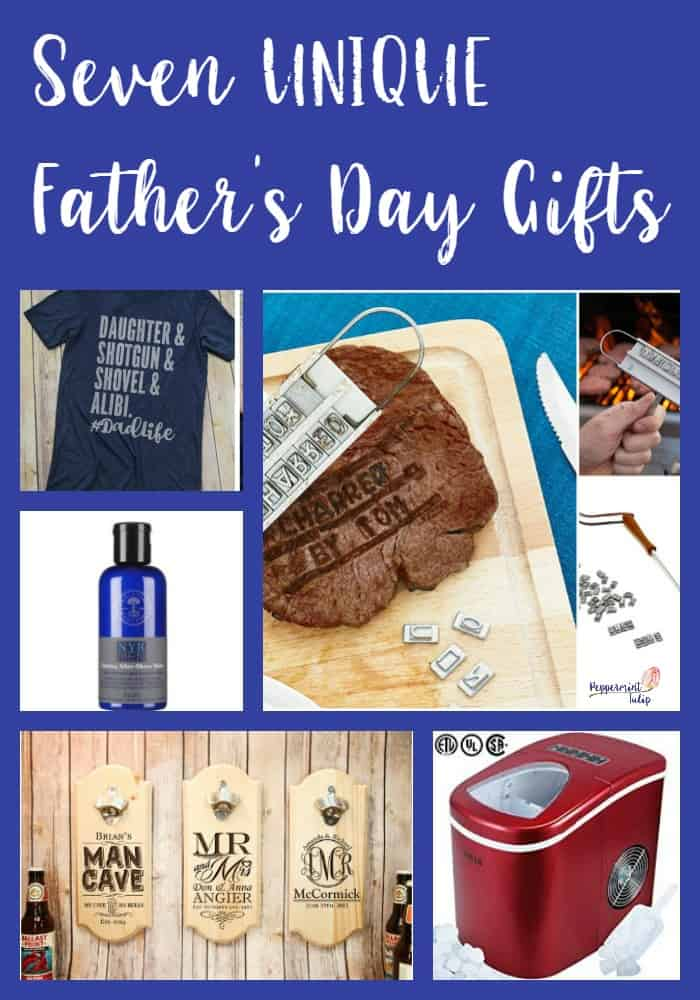 Seven Unique Father's Day Gifts