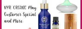 NYR Organic May Customer Special and More