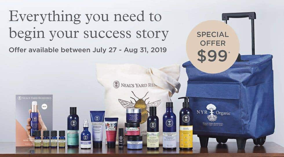 start your neal's yards remedy success story - join NYR organic now for $99