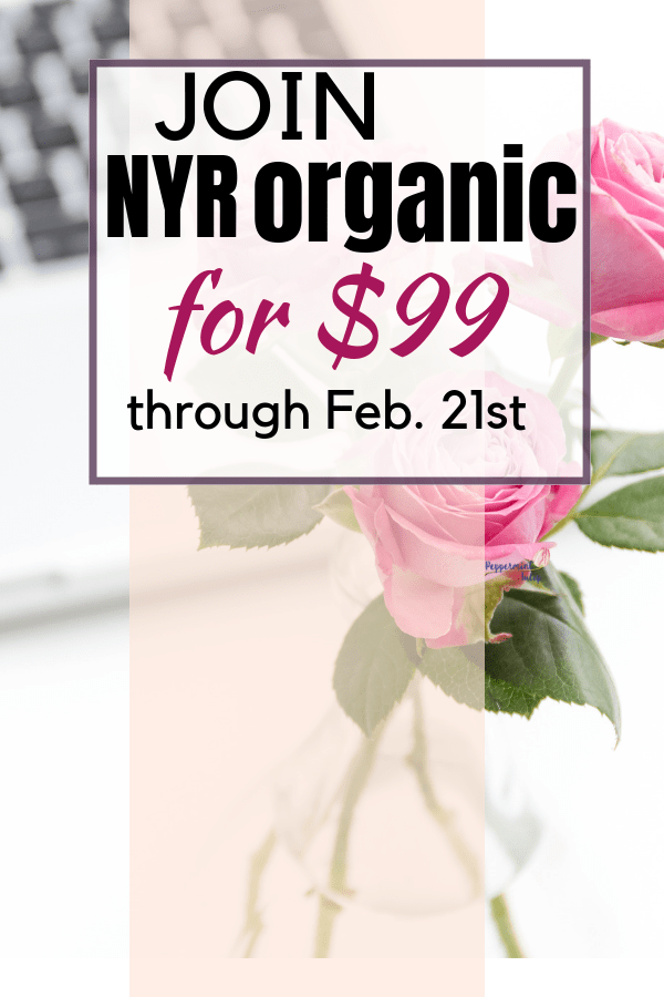 $99 gets you a business with award winning organic skincare products. Read on!!