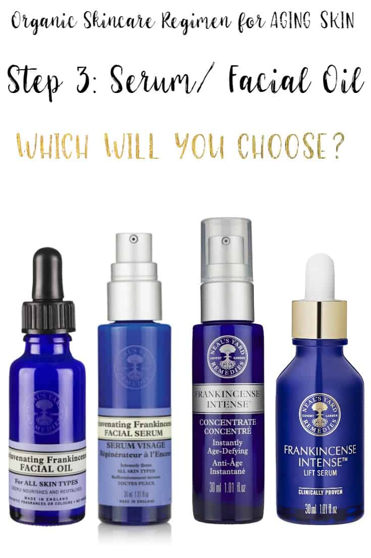Frankincense Serums