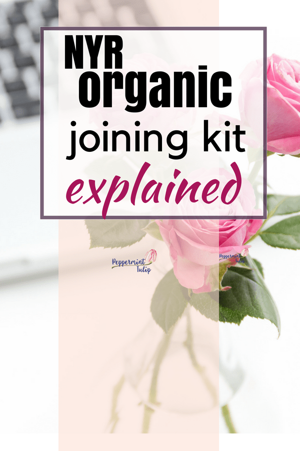 Interested in Joining NYR Organic? Here is an explanation of the two kit options for some great organic skincare. #nyrorganic