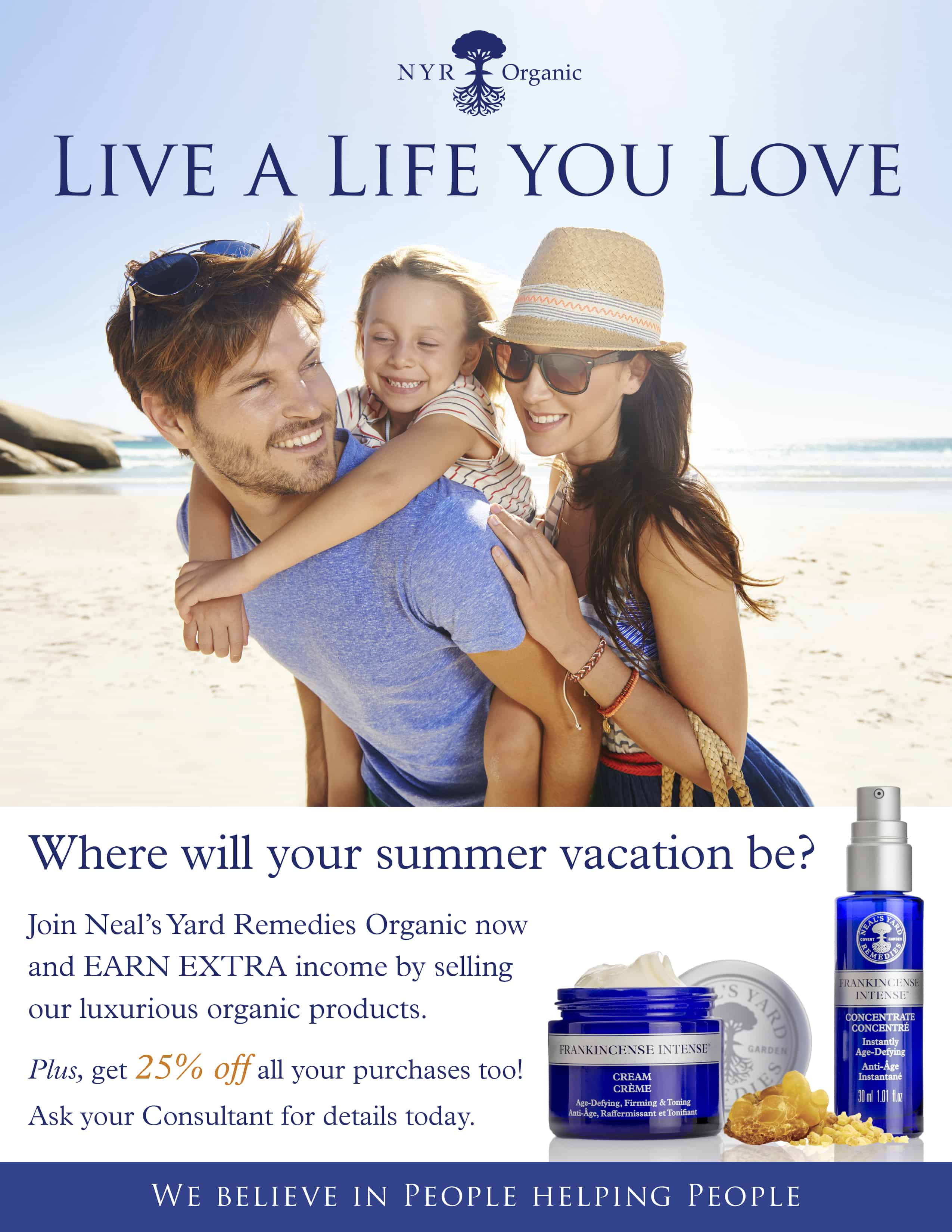 Join NYR Organic ..... fabulous Neal's Yard Remedies organic skincare and aromatherapy products