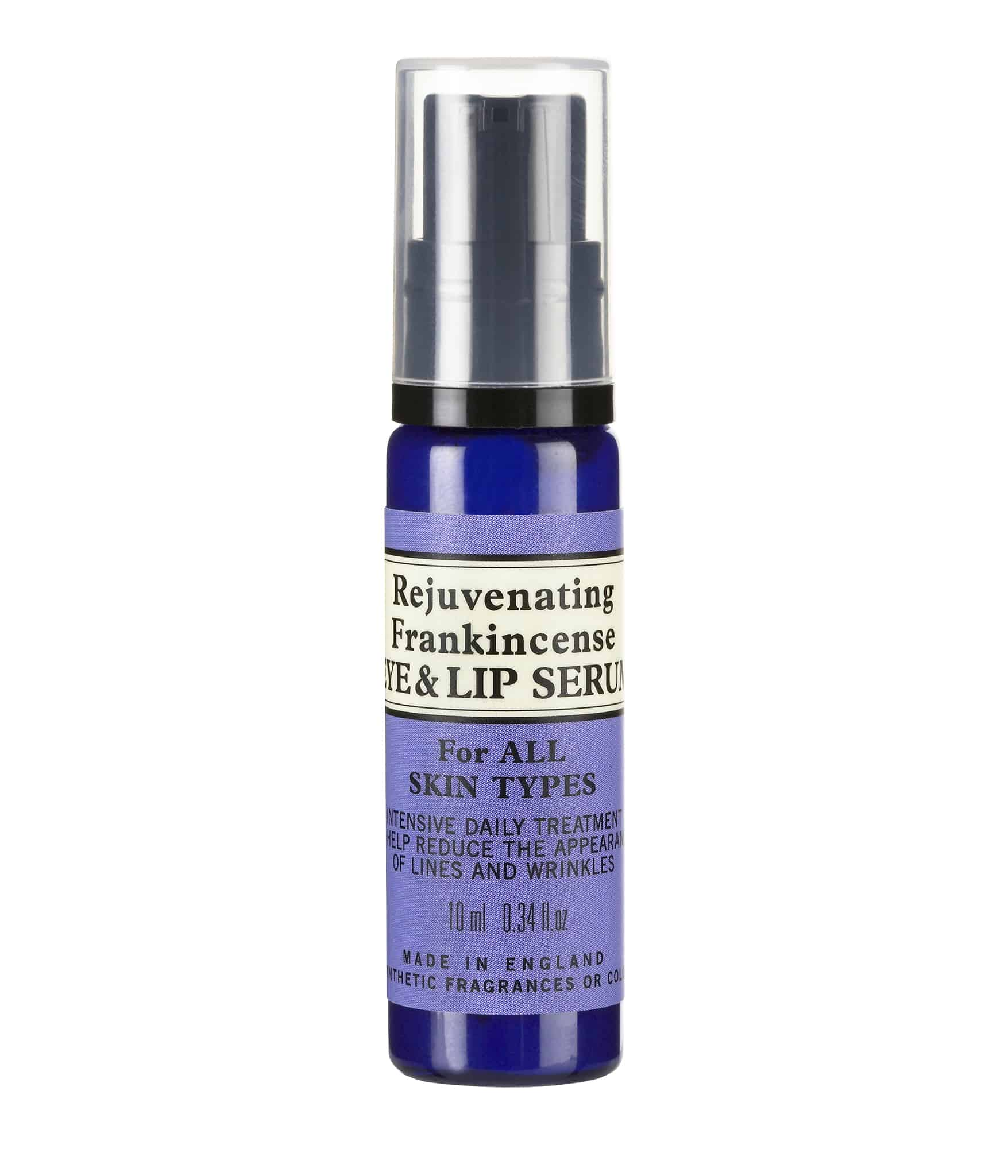 Frankincense Eye and Lip Serum | NYR Organic