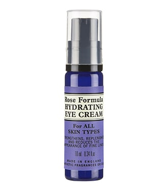 Rose Hydrating Eye Cream | NYR Organic