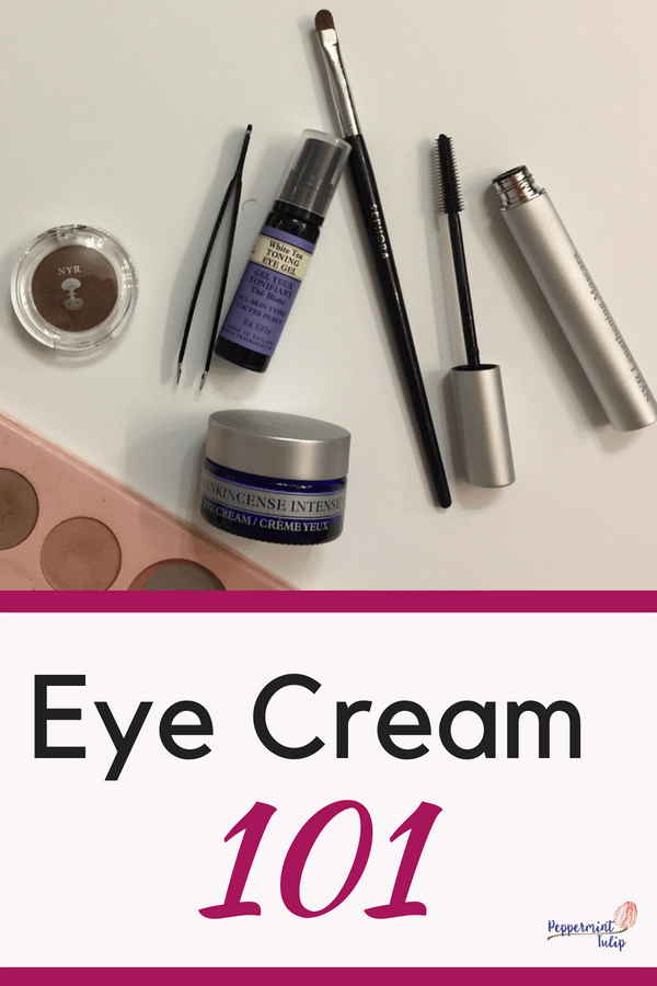 Eye Cream Information | Get the What, When, and Why on Eye Creams | Organic Skincare | Neal's Yard Remedies | NYR Organic Eye Creams including Frankincense Intense. #nyrorganic #nealsyardremedies #eyecream