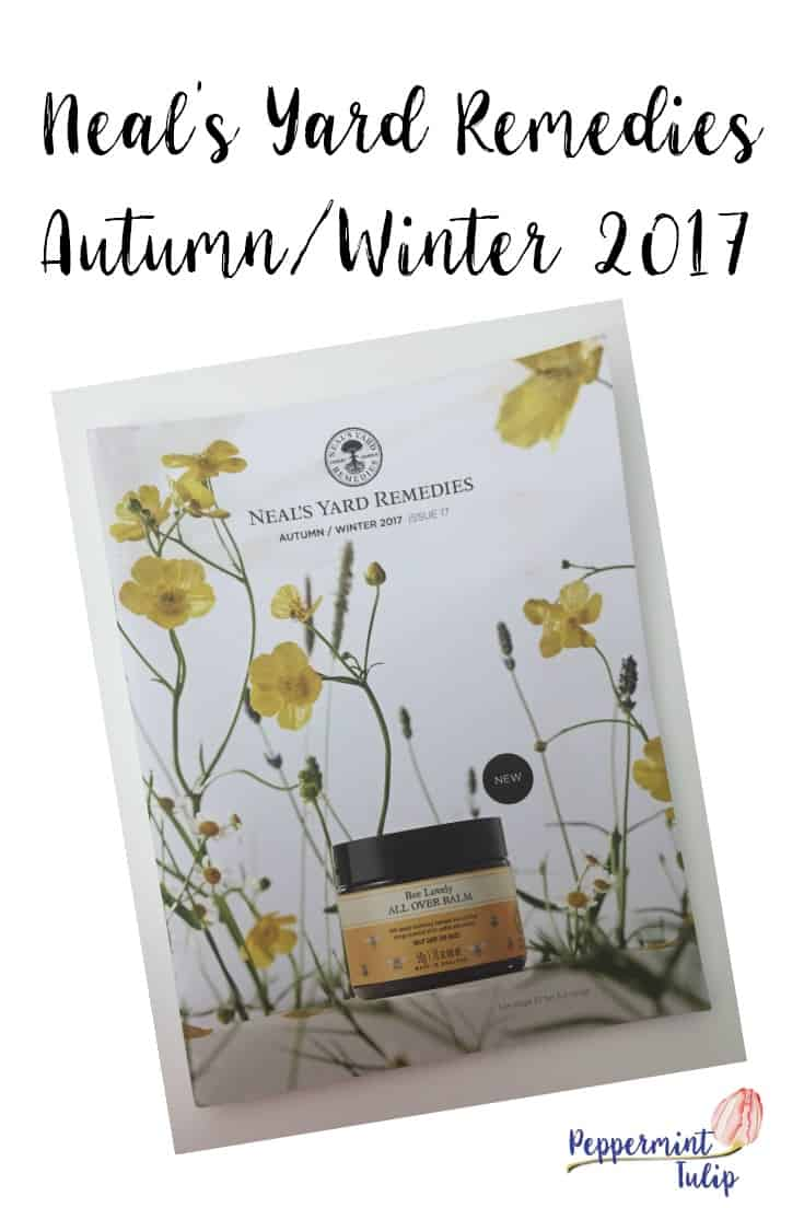 Request NYR Organic Catalog  | New Catalog 2017 | Neal's Yard Remedies
