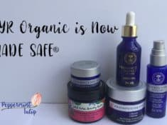 MADE SAFE and NYR Organic