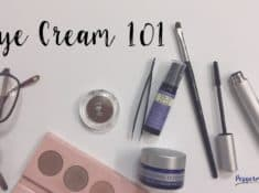 Eye Cream 101 When, which ones to use | organic skincare | NYR Organic | Neal's Yard Remedies |Peppermint Tulip Blog