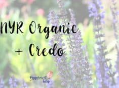 Details on the partnership between NYR Organic and Credo. Finally the Neal's Yard Remedies products are available in stores. Find out which products and more. Find out the latest at https://www.facebook.com/groups/AliciasOrganicVIPs/