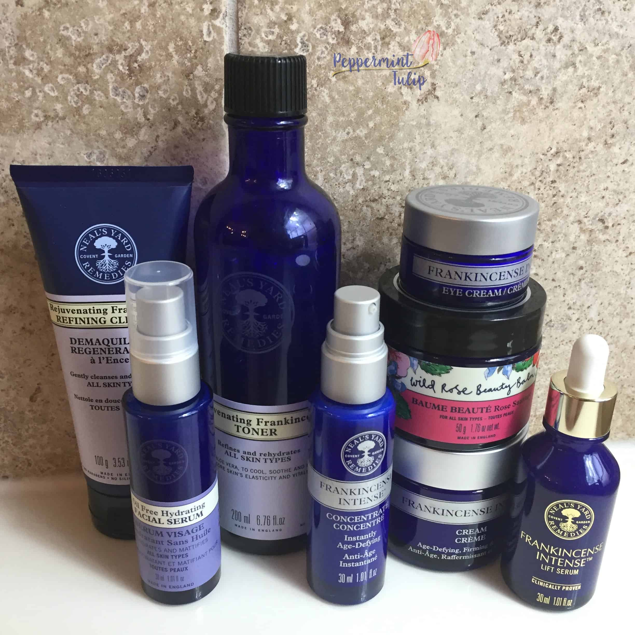 These are the 8 products available in the partnership between NYR Organic and Credo stores.   Neal's Yard Remedies. Read PeppermintTulip.com to find the latest info.