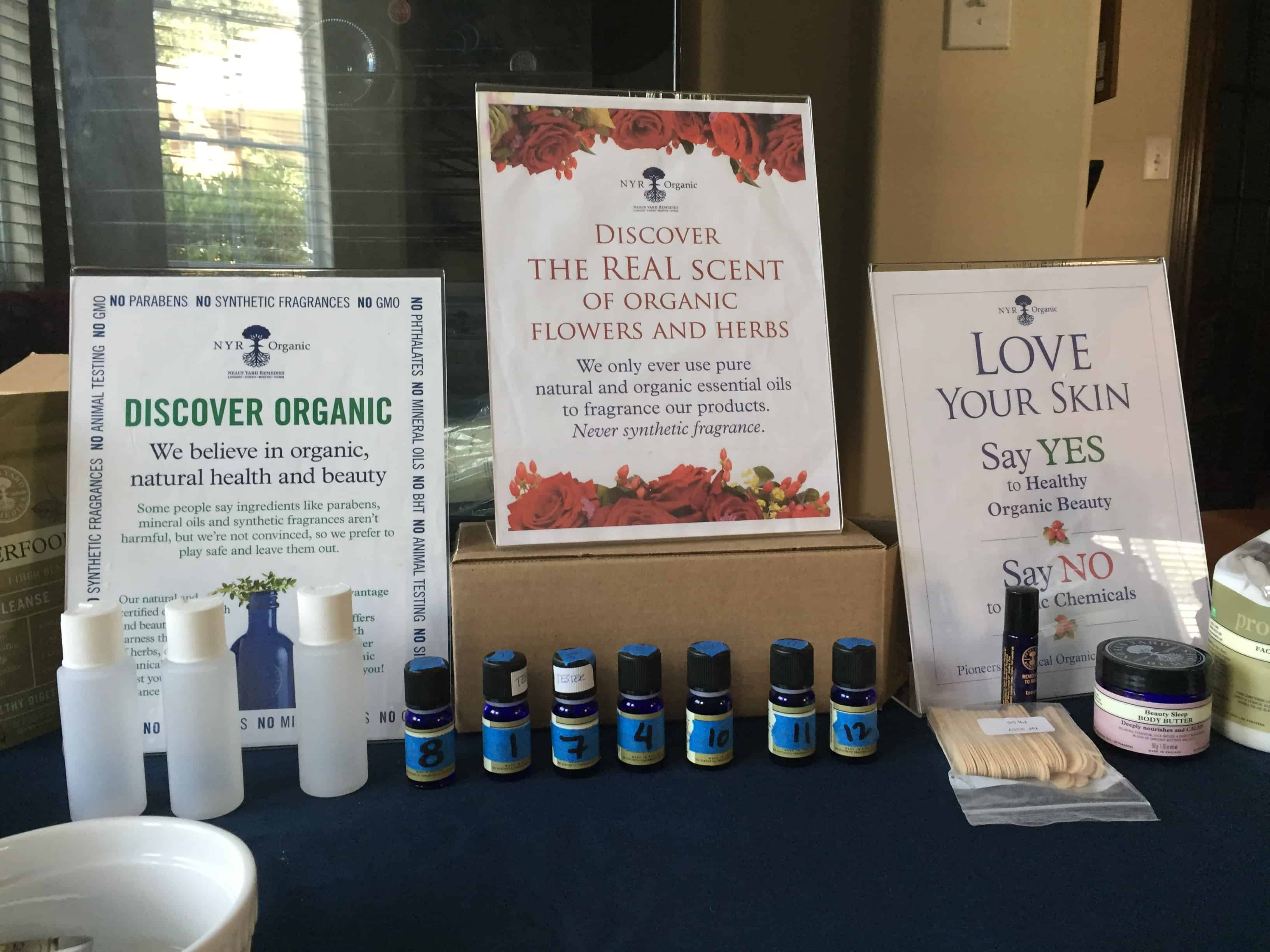 Make and Take Lotion Workshop | NYR Organic | Neal's Yard Remedies | Organic Skincare