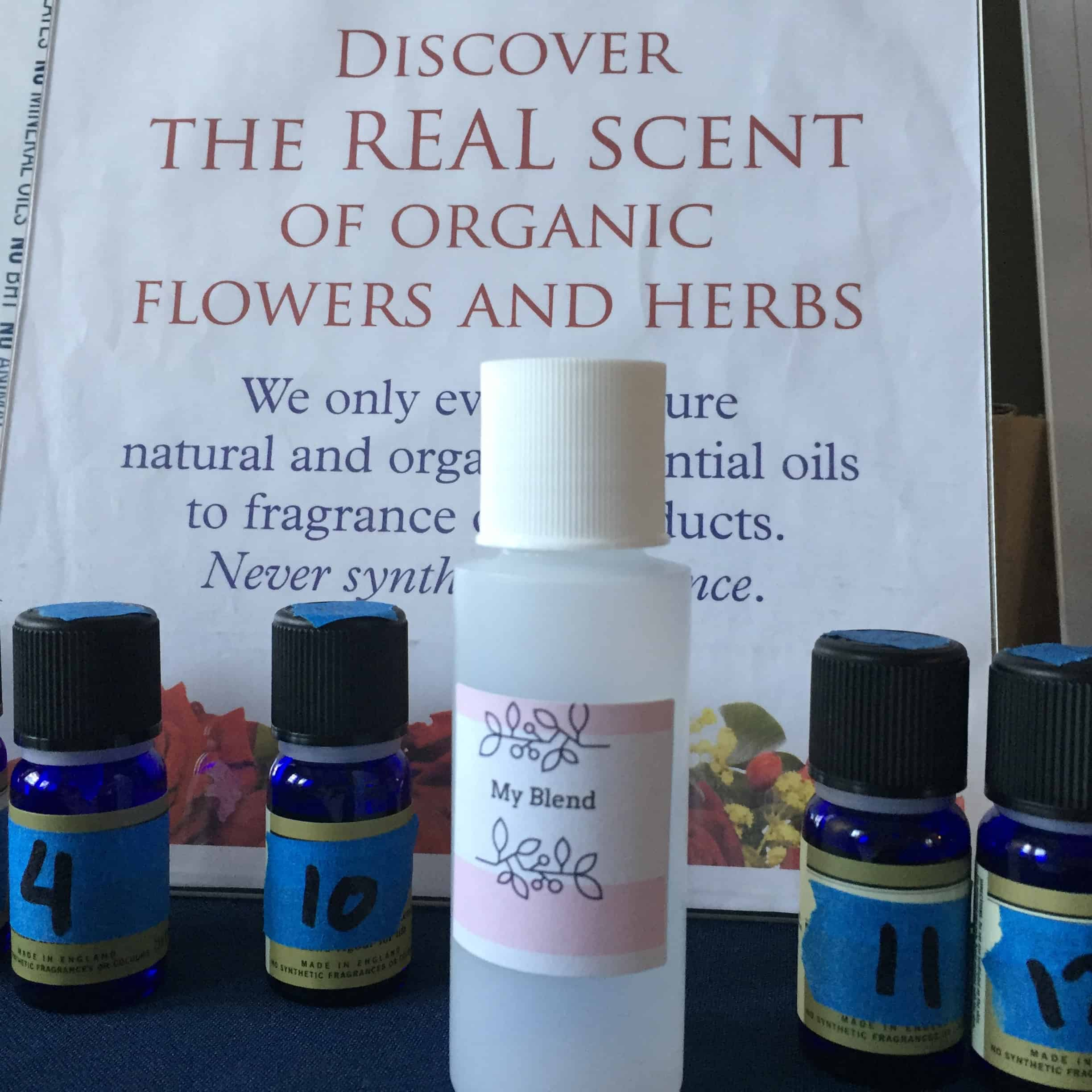 NYR Organic Make and Take Lotion Workshop