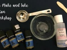 Make and Take Lotion Workshop with Neal's Yard Remedies