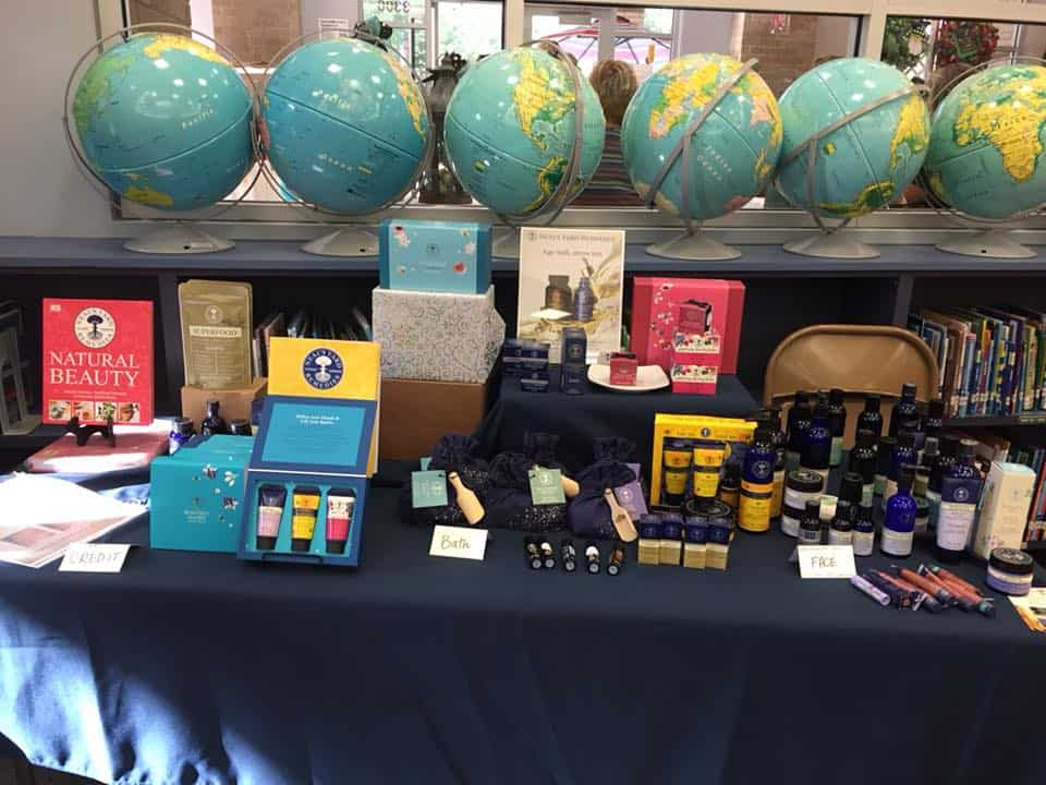 Ultimate Checklist for an NYR Organic Vendor Event | Neal's Yard Remedies | Direct Sales Vendor Event #nyrorganic #directsales