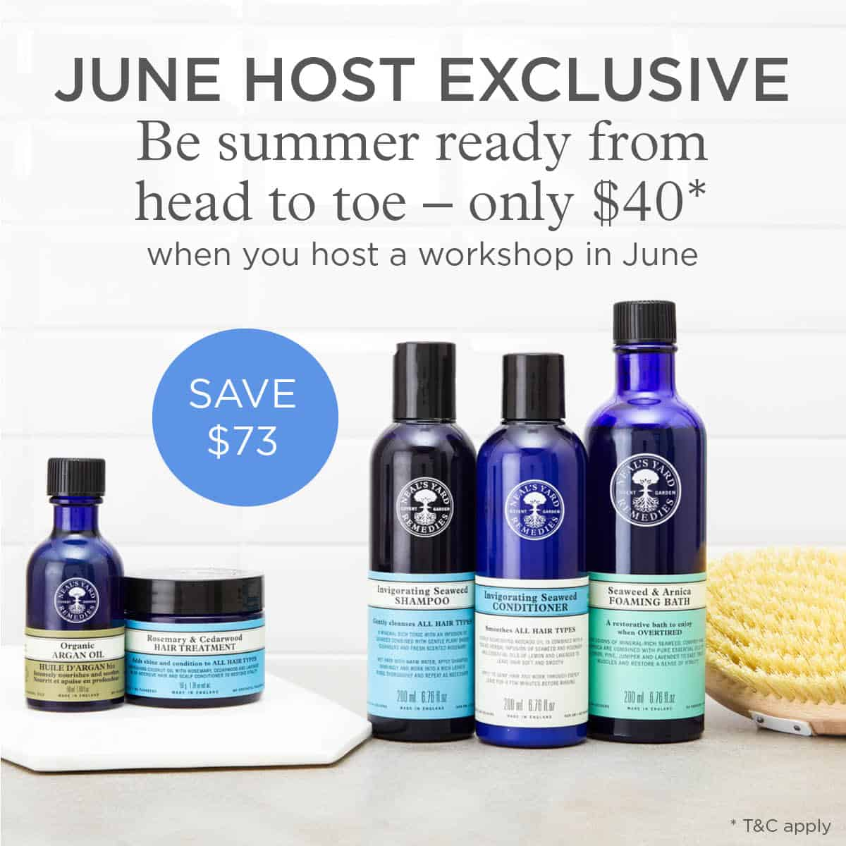host NYR Organic party and get this fabulous host special. #nyrorganic #essentialoils #organic Read the details on my Peppermint Tulip Blog www.pepperminttulip.com