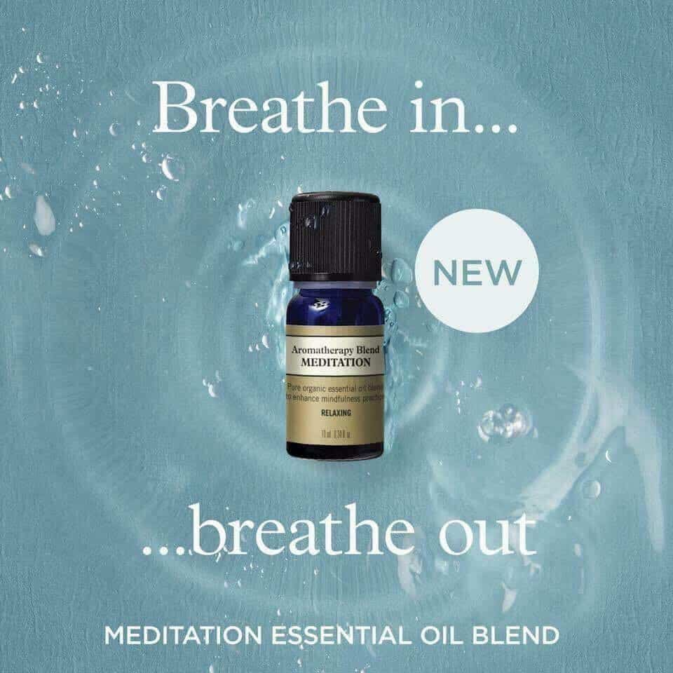 Meditation Essential Oil Blend by Neal's Yard Remedies.