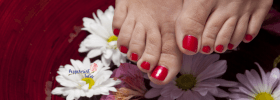 Get an Organic Pedicure at Home